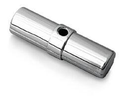 R 10A «AMIX» Соединитель труб, хром  x200