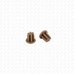 Заглушка для технологических отверстий 5мм №09 орех венге*1 000 шт/40 000 шт.