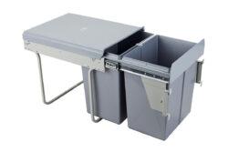 Контейнер для отходов, модуль 40см, 40л.